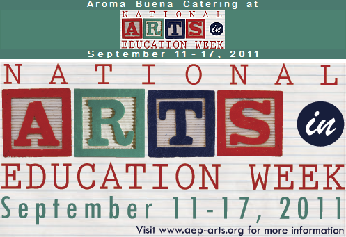 For National Arts in Education Week,