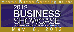 Aroma Buena Catering is a featured caterer in this year's 