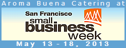 For San Francisco Small Business Week (SF SBW),