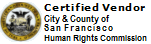 Certified Vendor
