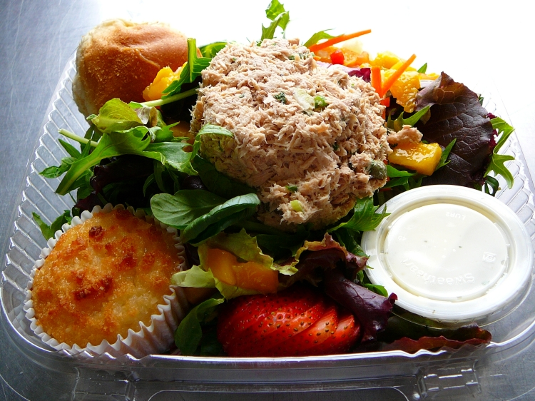 Photo: Salad Box Lunches.