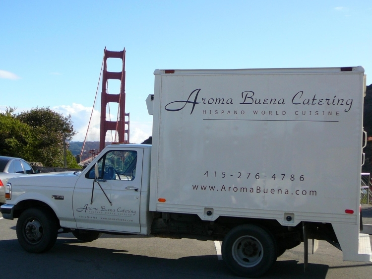 Photo: Bay Area Catering !
