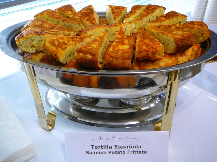 Photo: Spain - Tortilla Española.