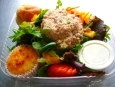 Salad Box Lunches.
