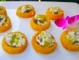 Mexico - Mini Sopes.
