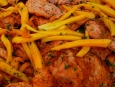Caribbean Chicken Breast with Mango.