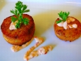 Tortitas de Cangrejo (Crab Cakes).